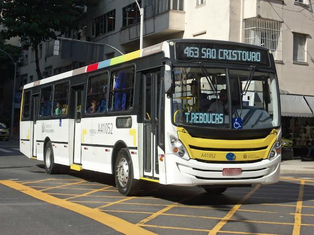 Prefeitura do Rio espera resolver em junho a  racionalização das linhas de ônibus