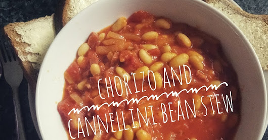Chorizo and Cannelinni Bean Stew