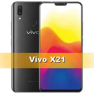 HP Vivo X21