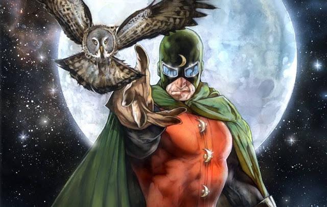 Asal-Usul dan Kekuatan Doctor Midnight, Superhero Anggota Justice Society of America