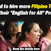 Thailand to hire more Filipino Teachers for their New Project