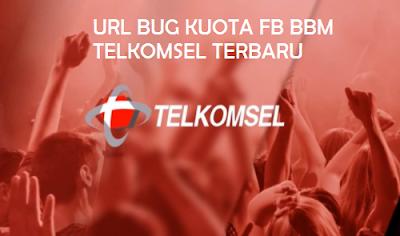 Daftar Bug Kuota FB dan BBM Telkomsel Terbaru