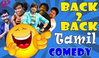 Back to Back Tamil Comedy Scenes | Jai | Karunas | Santhanam | Pugazh | Darling | Raja Rani