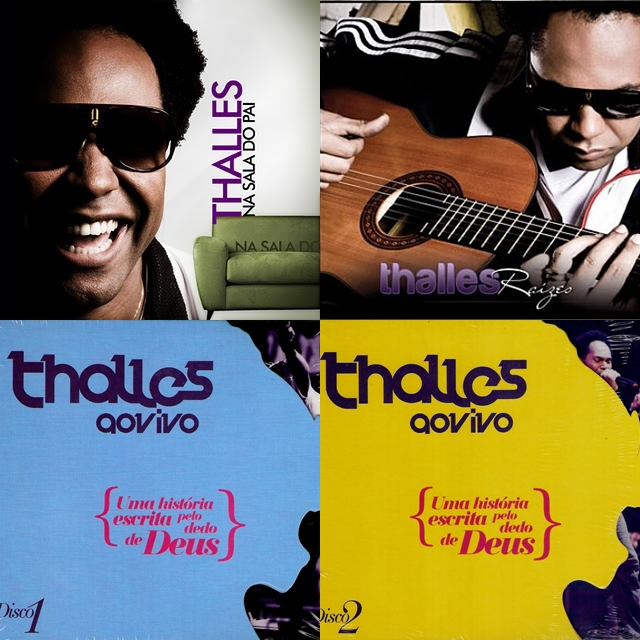 o cd do thalles roberto 2012