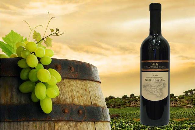 Vinícola Winery Avola em Sicília