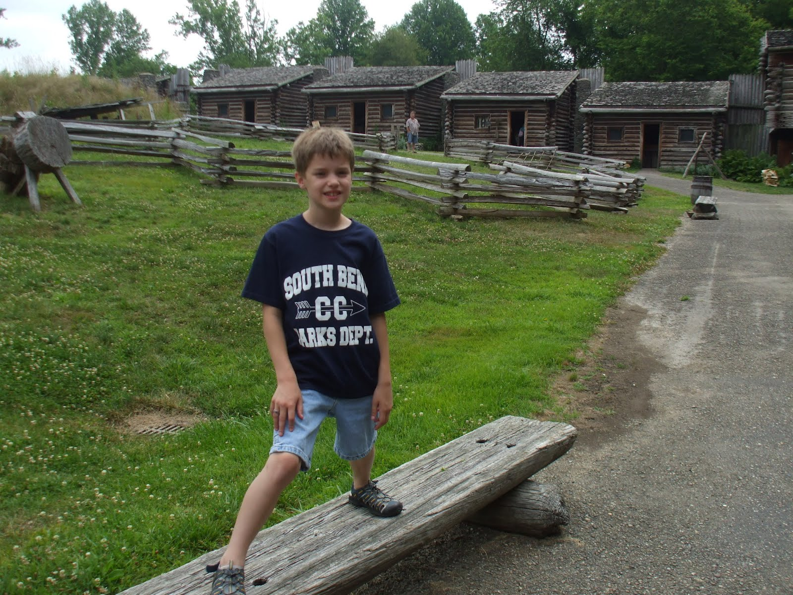 As Simple As It Sounds Fort Boonesborough
