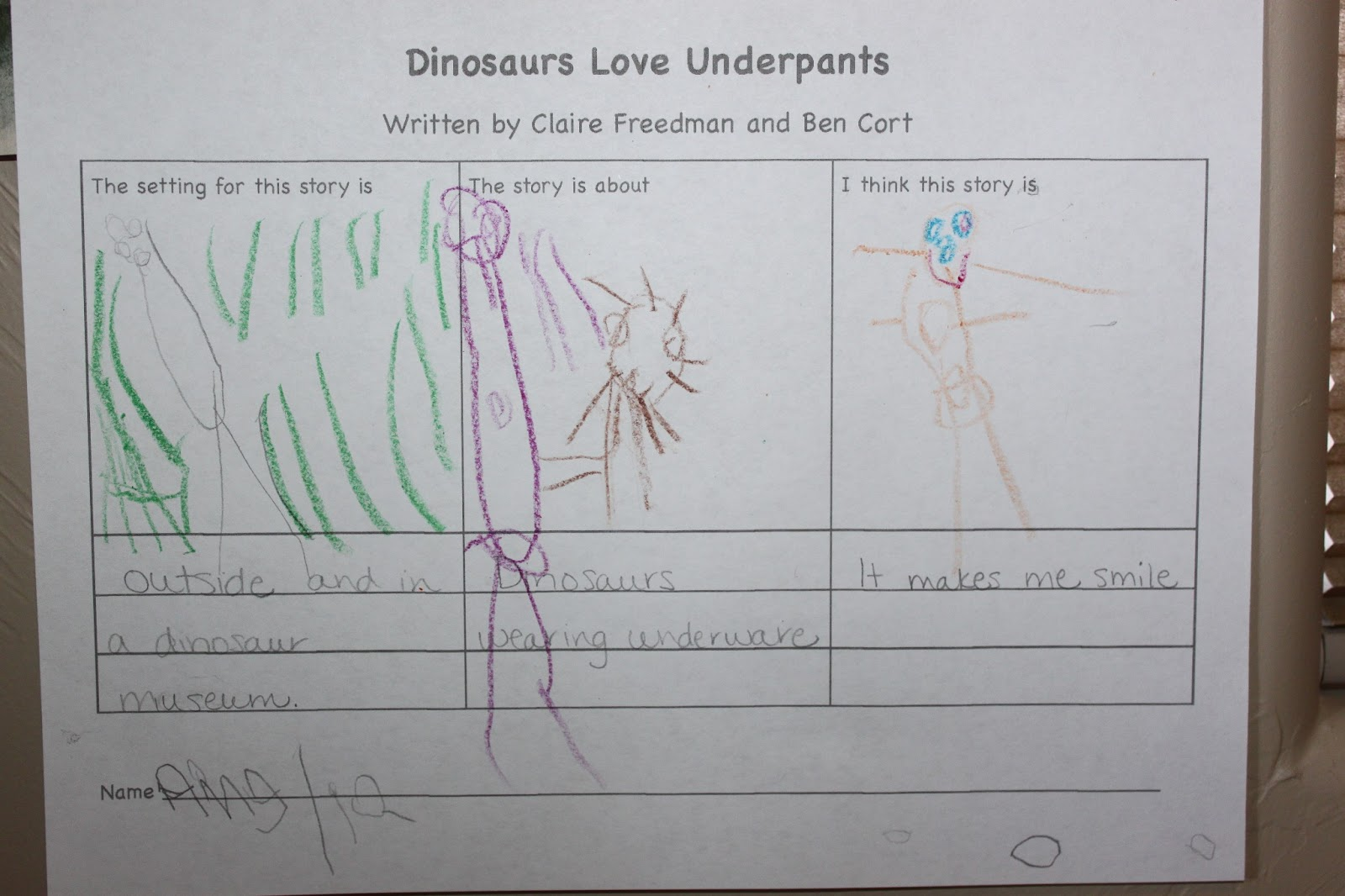 Amazing Me Daily 365 Days Of Grace D Is For Dinosaur