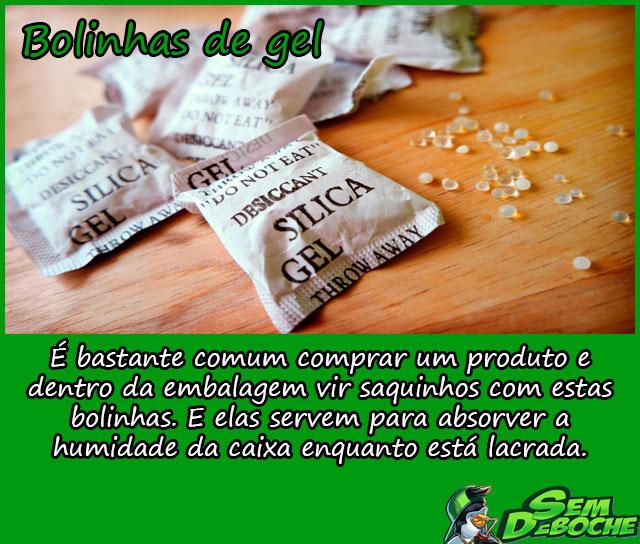 BOLINHAS DE GEL