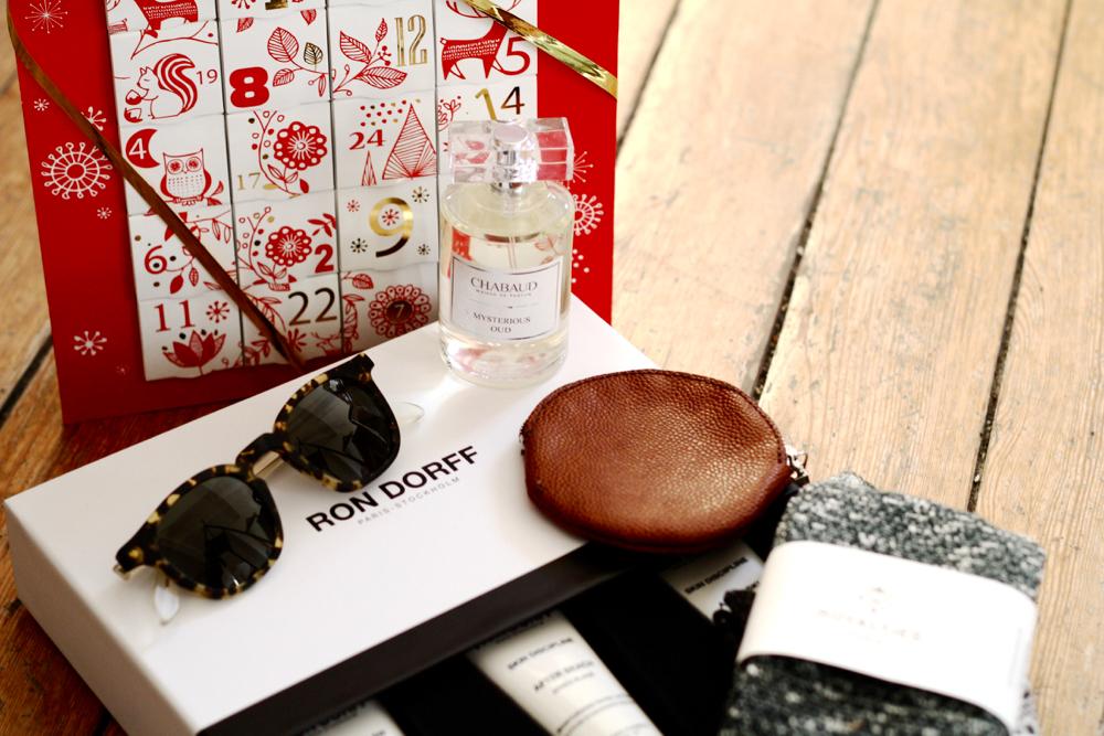 BLOG-MODE-HOMME-idees-cadeaux-noel-mec-homme-mari-made-in-france-ron-dorff-creme-nuit-blanche-soin-royalties-chaussettes-chabaud-parfum-portemonnaie-paraboot-cuir-graine-lunettes-edwardson-calendrier-cadiot-badie-de-lavant