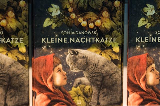 Messe Frankfurt, Buchmesse, 2016, fbm 2016, Sonja Danowski, Kleine Nachtkatze