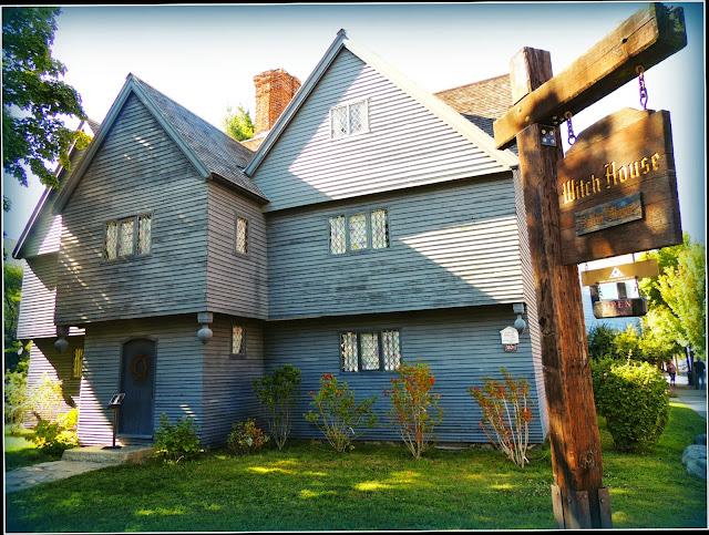 Salem: La Casa de las Brujas