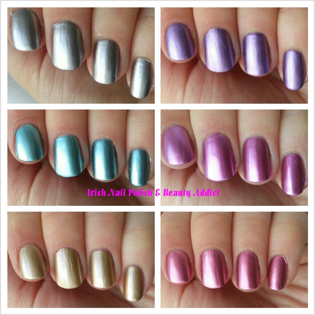 Chrome Nail Colors: Irish Nail & Beauty Addict: Perfect