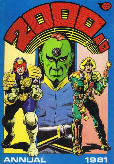 2000  AD Annual 1981