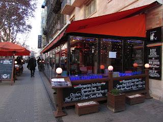 DIY costura: El gorro y la bufanda que me abrigaron en Budapest-terraza1