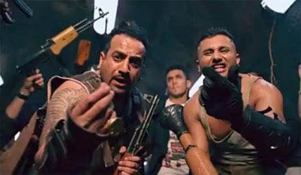 This Party Gettin Hot Song Lyrics - Yo Yo Honey Singh vs Jazzy B