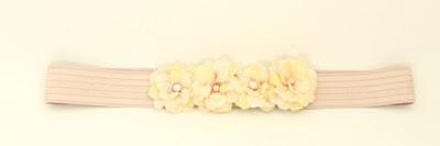 PV 2017 - Coleccion Nude 19  Cinturon goma flor