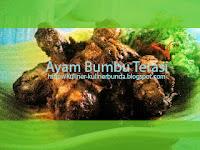 Kali ini penulis akan membahas dan menjelaskan perihal resep masakan Ayam Bumbu Terasi Resep Ayam Bumbu Terasi
