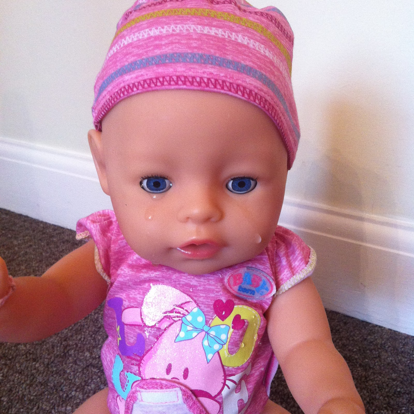 My Little L: Review: Interactive Doll Baby Born