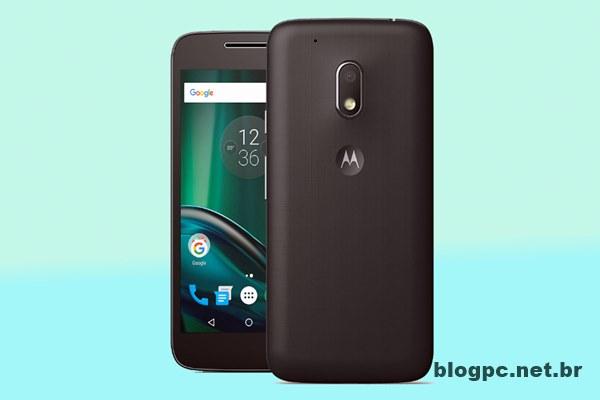 Moto G Play é smartphone barato com boa duração de bateria