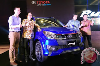 CITISFM-Toyota siap tambah outlet
