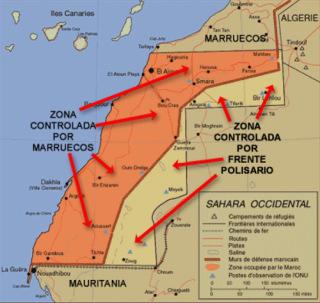 La República Saharaui. La realidad de un Estado ocupado