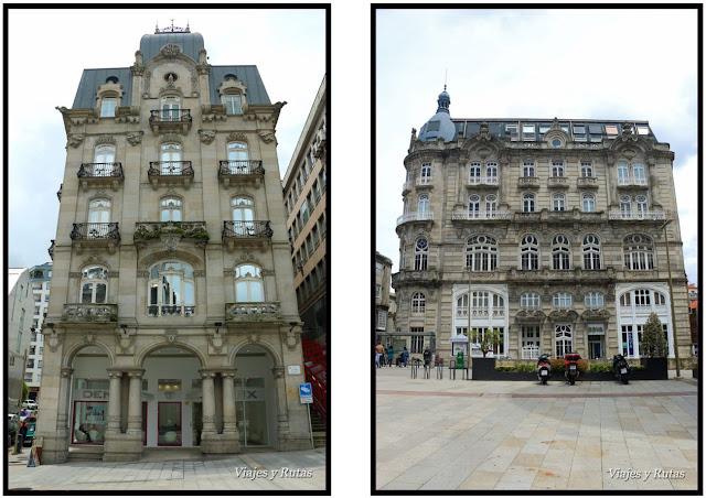 Edificios de Vigo
