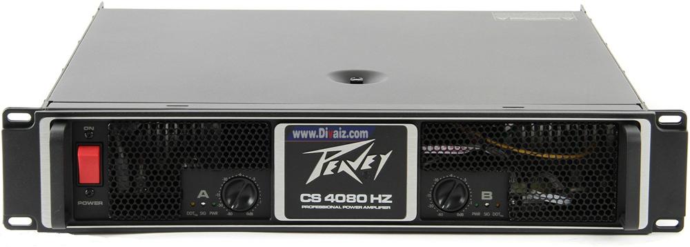 Power Amplifier Peavey CS4080 - www.divaizz.com