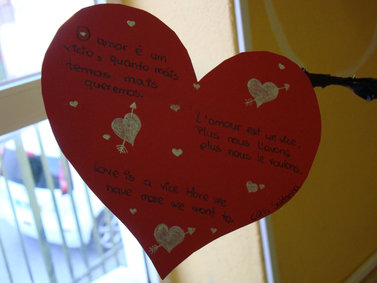 Biblioteca Escolar: Sobre O Amor