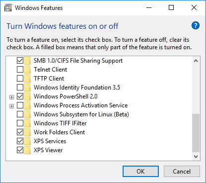 install windows subsystem for linux