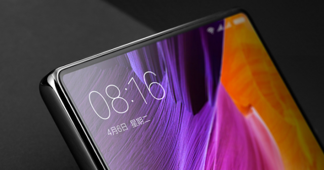 Xiaomi Mi Mix 2 and Mi Note 3 has already been introduced