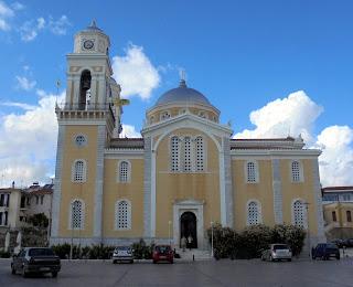 ναός της Υπαπαντής του Χριστού στην Καλαμάτα
