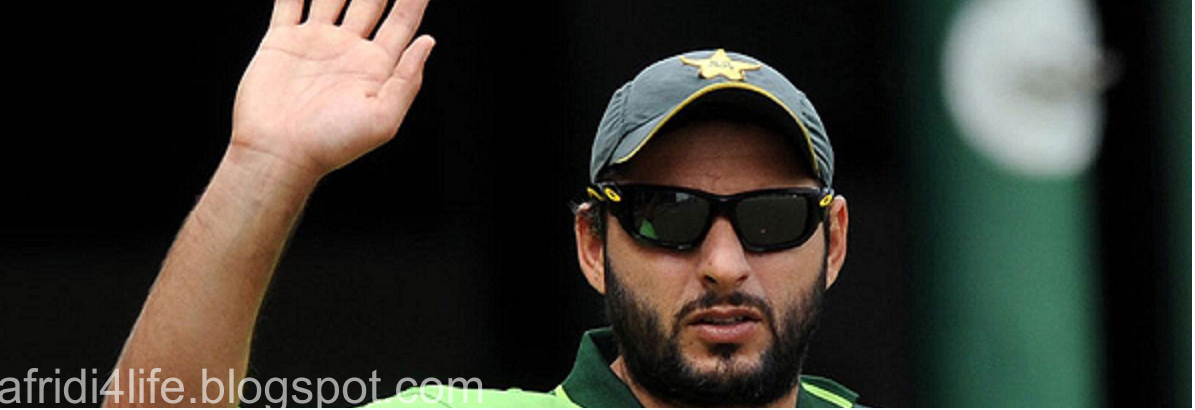 Afridi Fans: Recent Photos Of Shahid Afridi With Indian