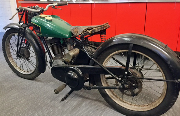 RoyalEnfields.com: Identifying a Royal Enfield of the 1930s