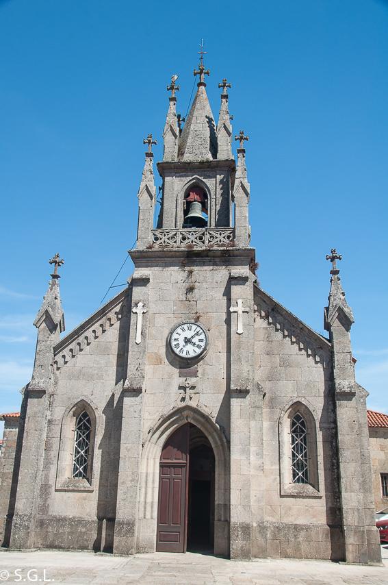 San Marcos de Corcubion. Roadtrip Costa Da Morte