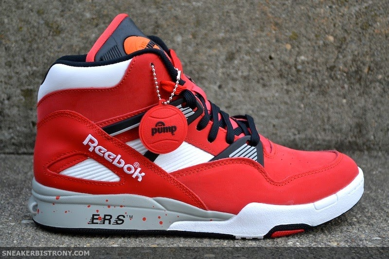 The Reebok Pump Omni Zone Retro