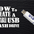 How to Create a Bootable USB Flash Drive in Urdu/Hindi