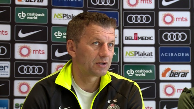 Đukić preživeo još jednu smenu u Partizanu!