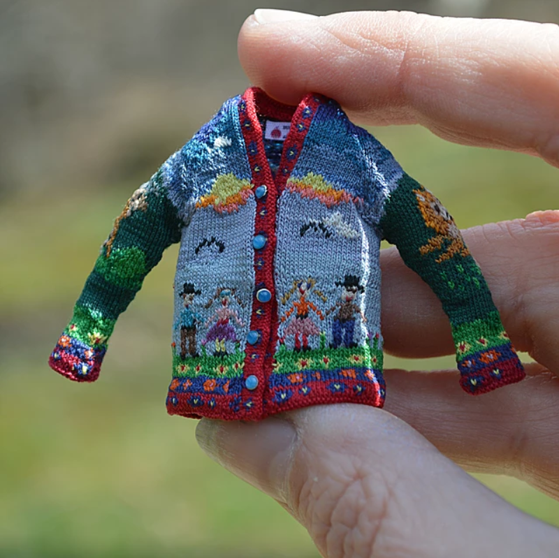 Micro Knitter - Althea Crome