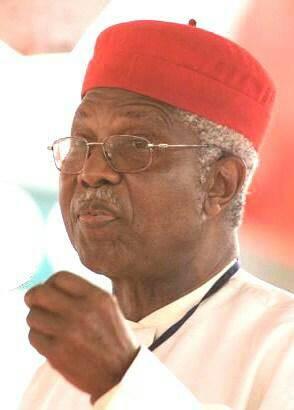 Late Alex Ekwueme: Barr. Mohammed Kabir Usman Mourns.