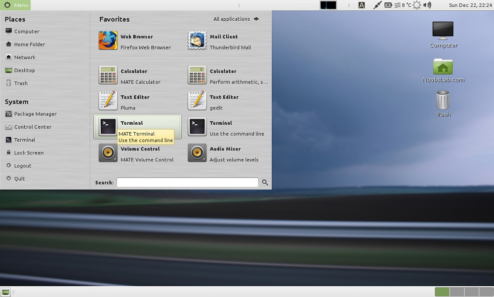 Install Linux Mint themes and icons in Ubuntu/its other derivatives