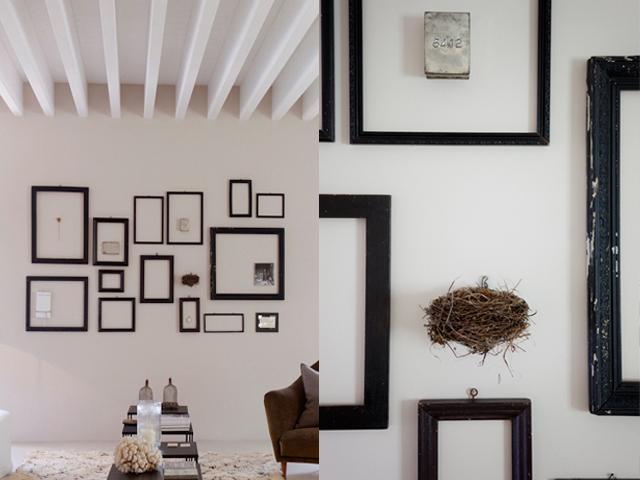 Seaseight design blog 5 ideas to steal week 16 for Abbellire una parete