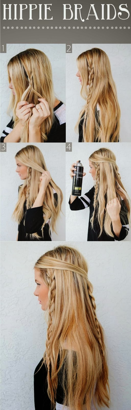 5 Gorgeous Middle Length Hairstyles}