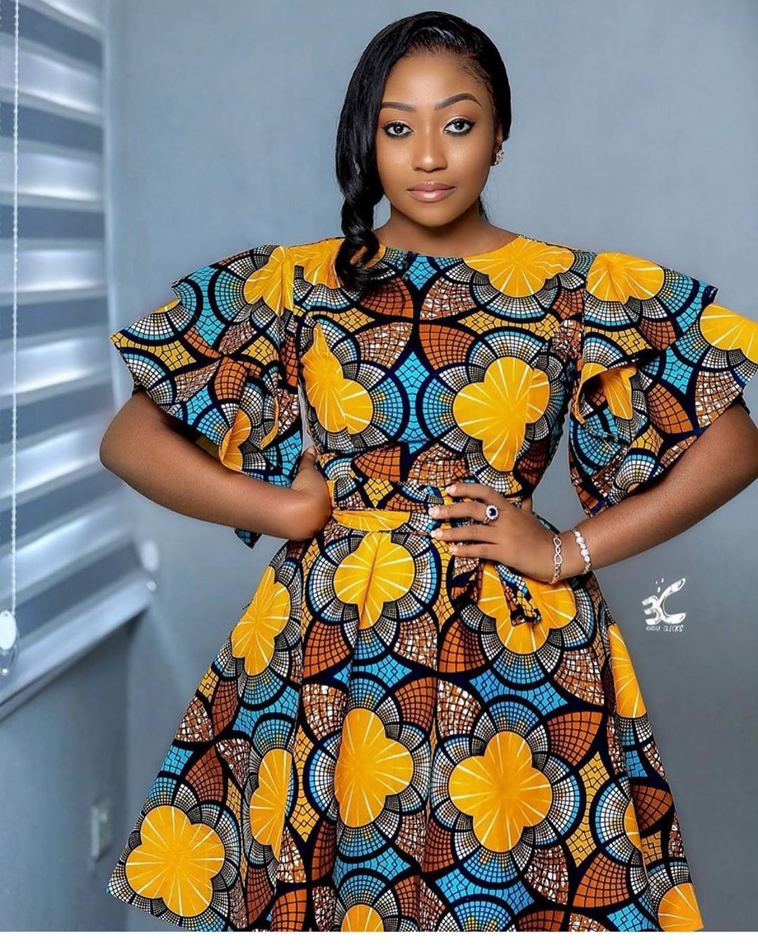 Latest African prints & Ankara styles for Ladies || African outfit ideas  for Women - latest Ankara Styles 2020