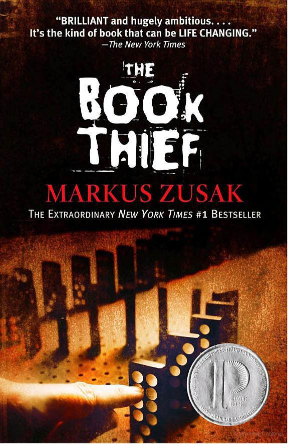 The Book Theif by Markus Zusak, Book Review