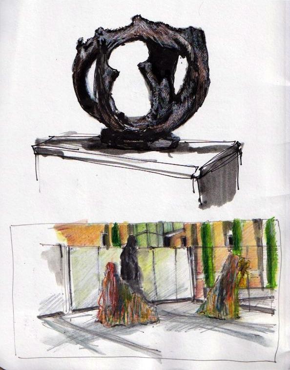 Urban Sketchers Portland: Portland Art Museum