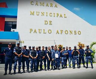 Vereadores aprovam por unanimidade projeto que cria o Estatuto, Corregedoria e Ouvidoria da Guarda Municipal de Paulo Afonso (BA)