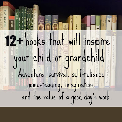 A dozen suggestions for books that will spark your child's or grandchild's curiosity and inspire their imagination.