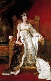 Cesarzowa Józefina - Guillaume Guillon-Lethière-1807