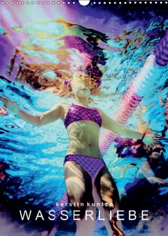Wasserliebe - Schwimmkalender 2017