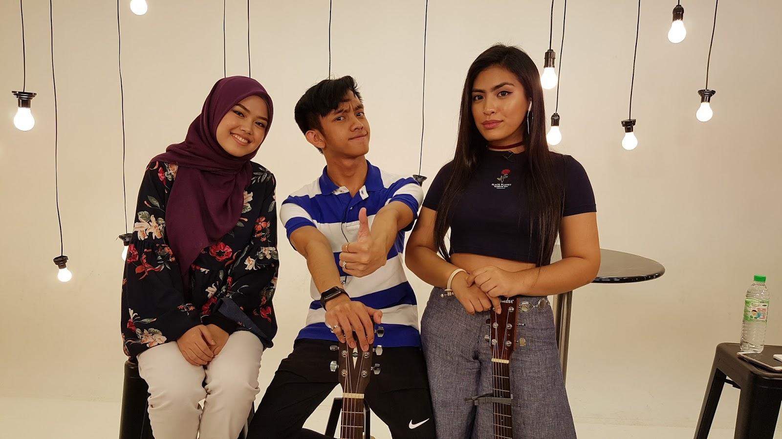Let's 'Muzik Jam' Bersama Ismail Izzani & Naim Daniel Di hurr.tv !